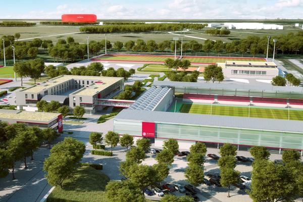 FCB Nachwuchsleistungszentrum