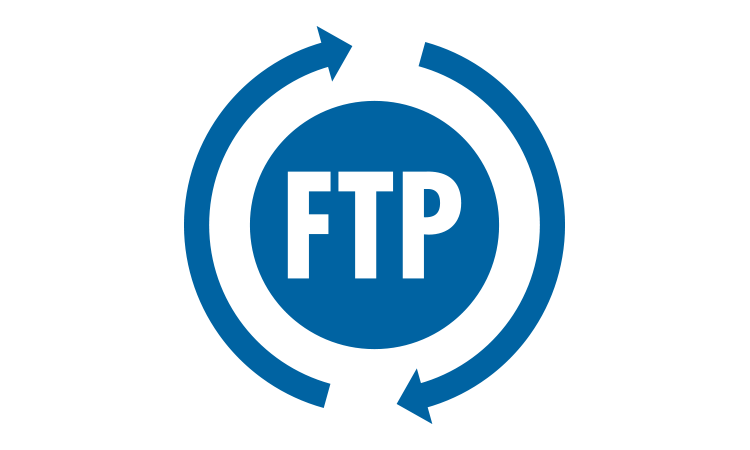 FTP-Datentransfer